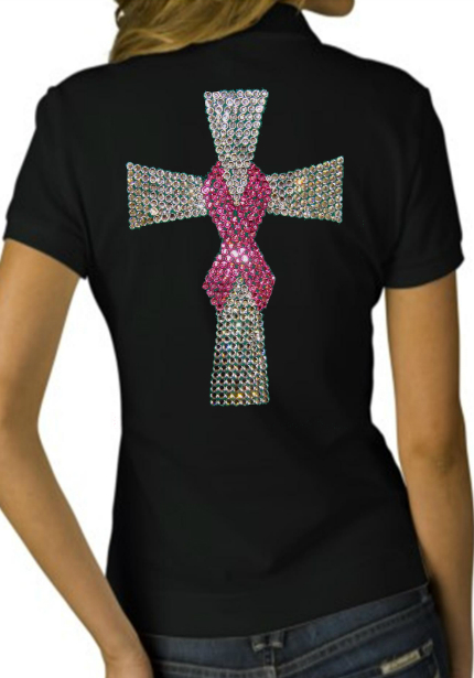 Cross Ribbon